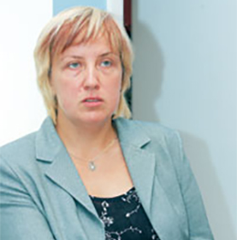 Dr. oec., prof. Maira Lescevica